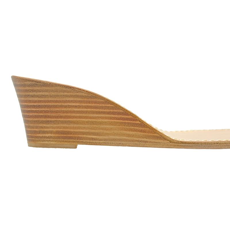 Tacco in legno (zeppa) da 6 cm