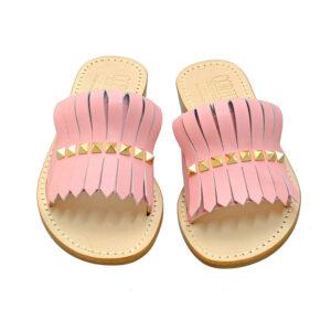 Ascea - Sandalo donna in pelle