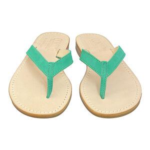 Capri - Sandalo donna in camoscio