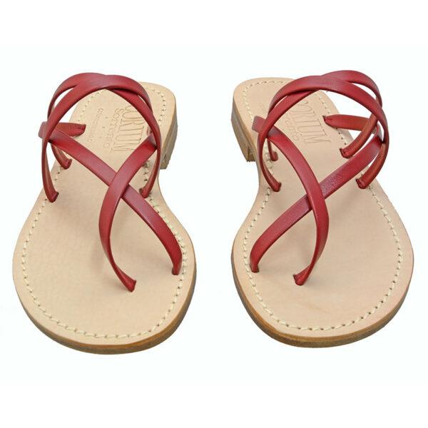 Cocco - Sandalo donna in pelle