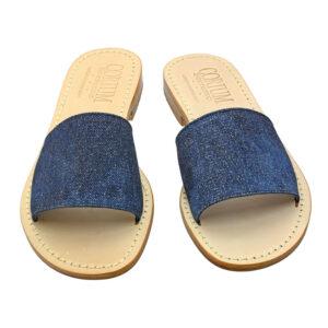 Fascetta Jeans - Sandalo donna