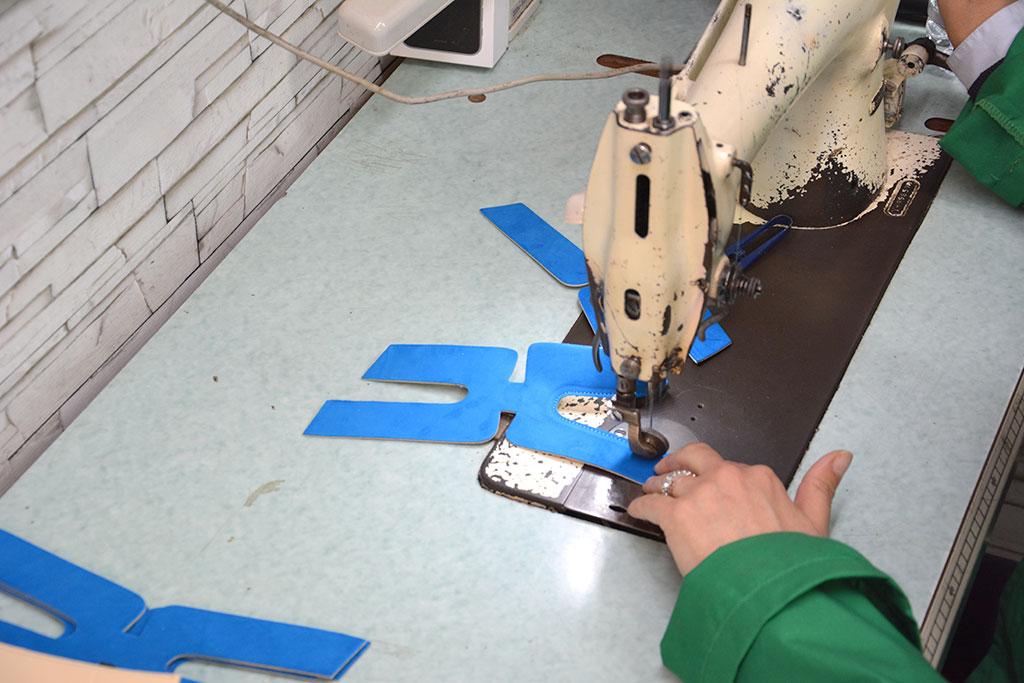 Lavorazioni artigianali in pelle a Sorrento