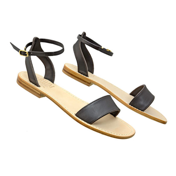Talloncino - Sandalo donna in pelle