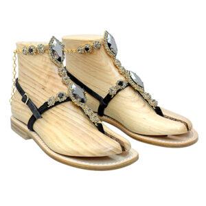 Corsara - Sandalo donna gioiello