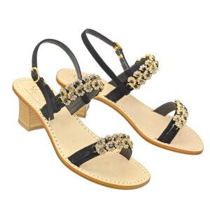 Eris - Sandalo donna gioiello