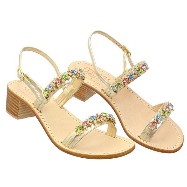 Ponza - Sandalo donna Gioiello