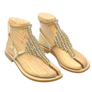 Roxanne - Sandalo donna gioiello