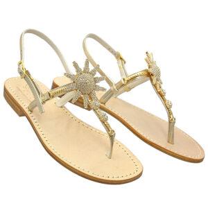 Sunny - Sandalo donna gioiello