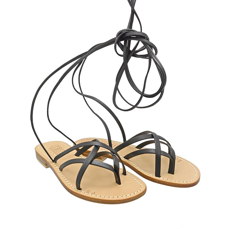 Sandalo Uomo modello Capri - Corium Sandali Sorrento